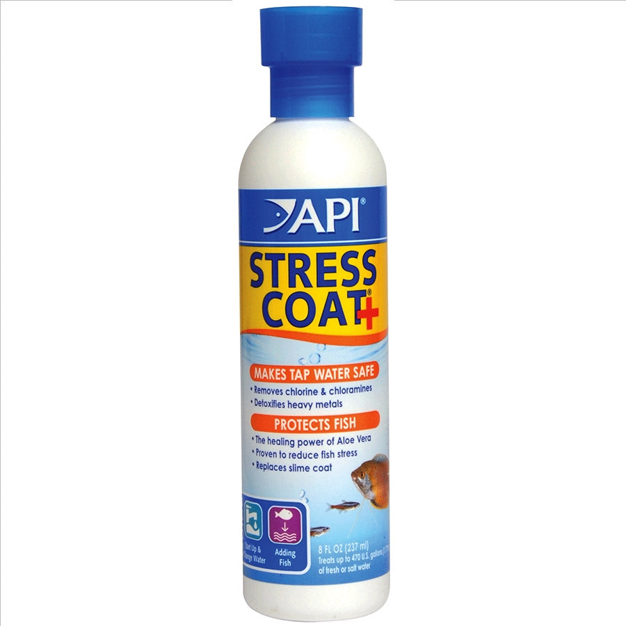 API Stress Coat 237ml - healing and stress reduction
