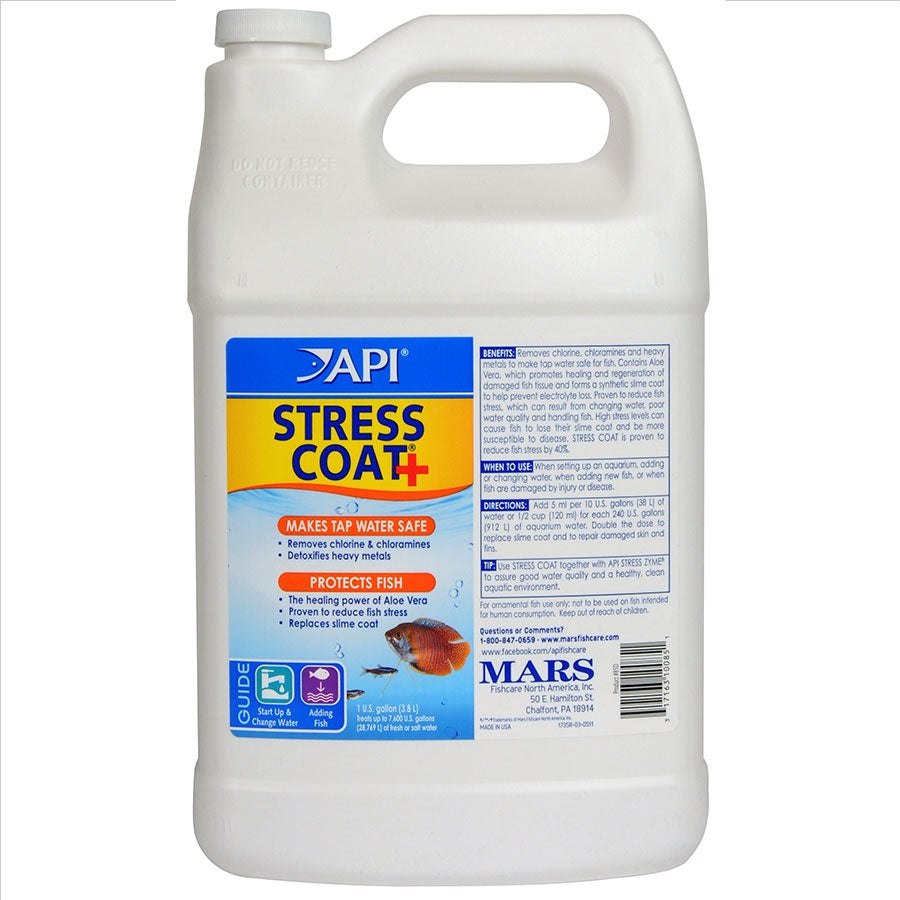 API Stress Coat 3.8l