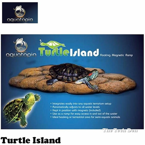 Aquatopia Floating Turtle Island