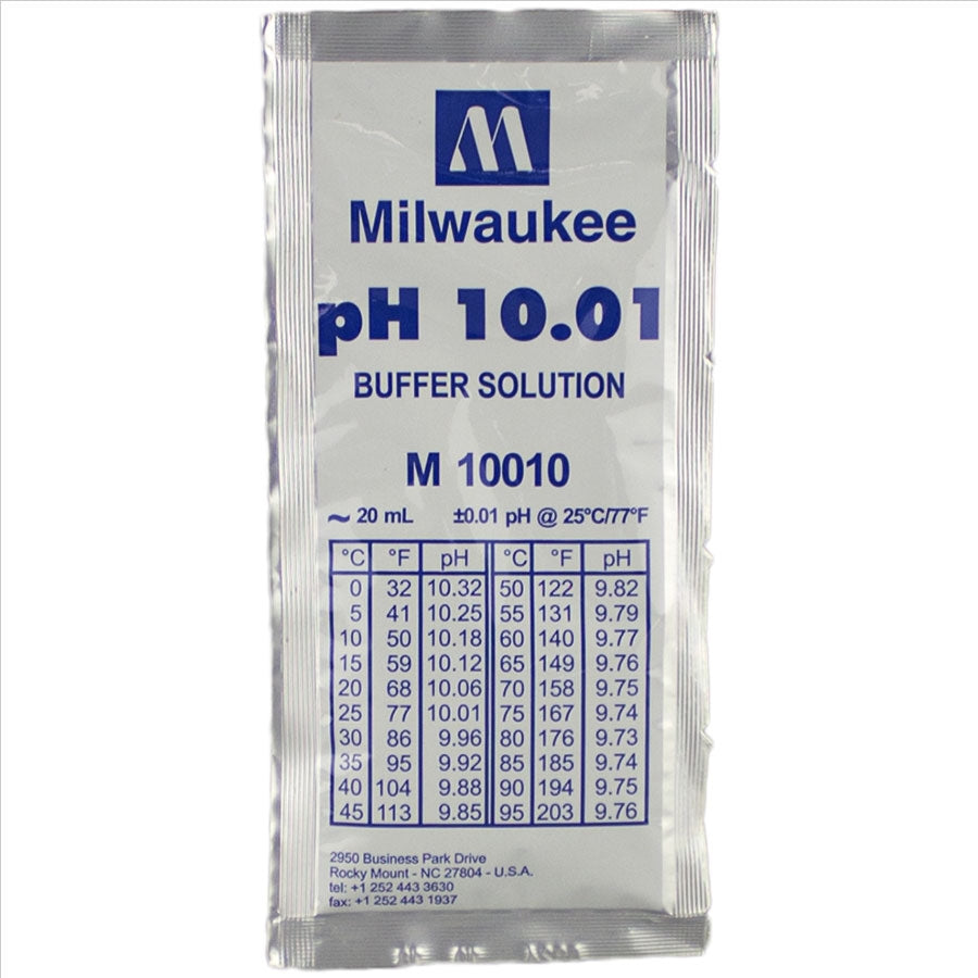 Apex pH Calibration Solution – 10.01