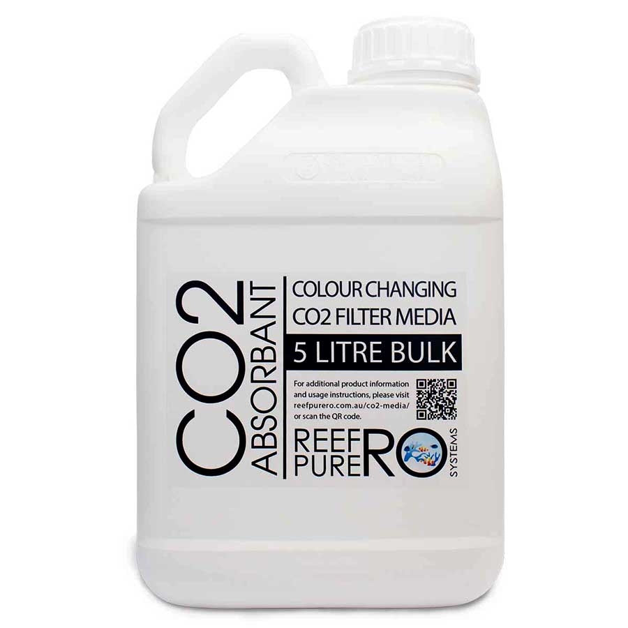 Reef Pure Ro Systems Colour Changing CO2 Media 5 Litre