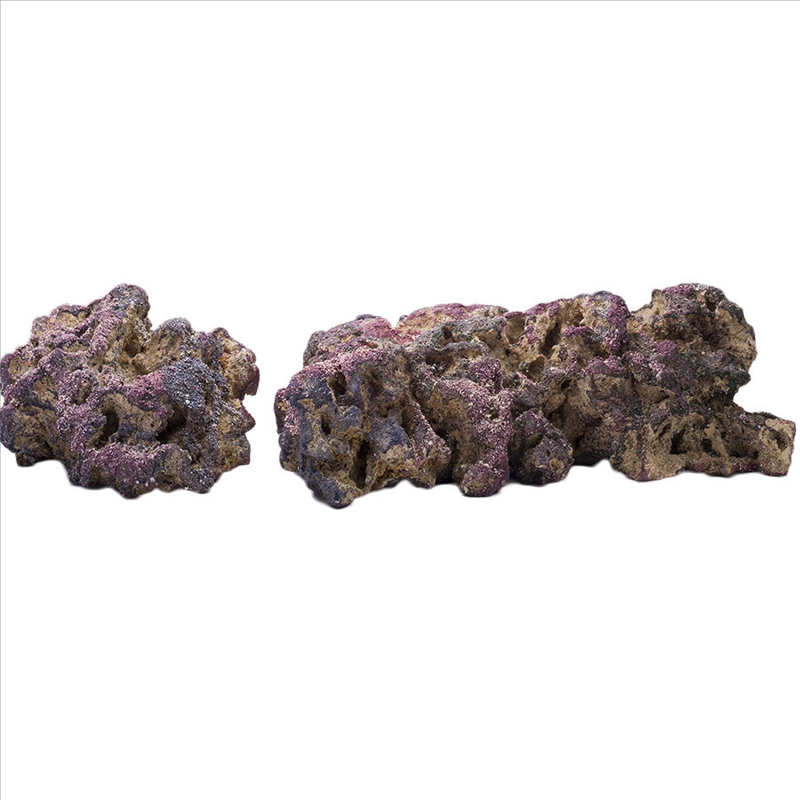 Carib Sea Life Rock Shelf Rock - Sold Per 100g - In Store Pick Up Only