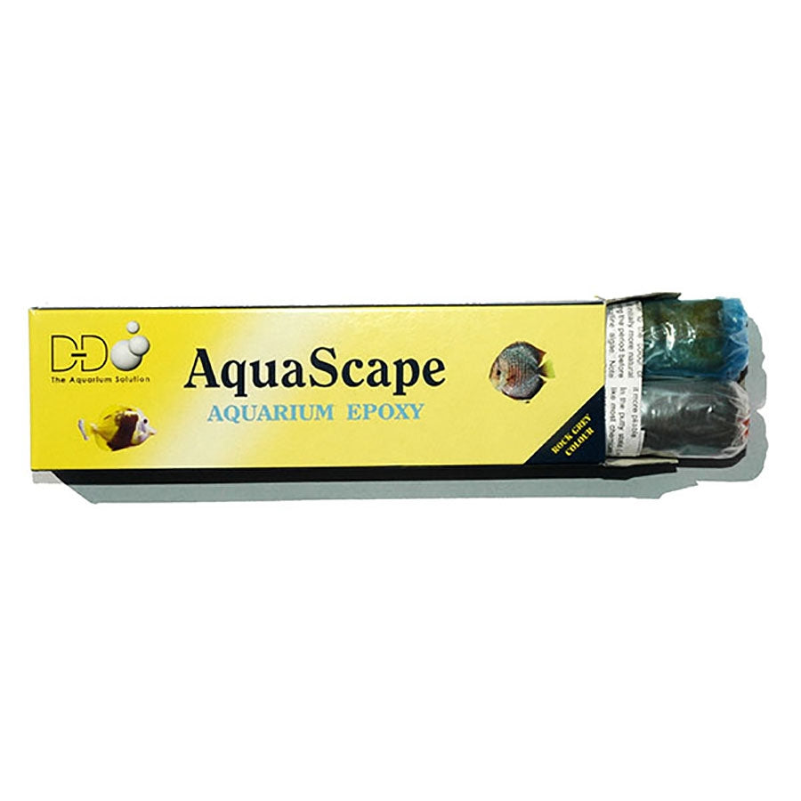 D D The Aquarium Solution Aquascape Slate Grey Colour Epoxy