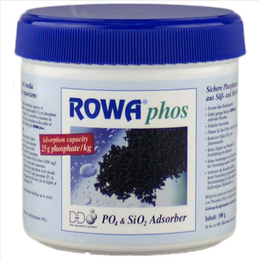D D The Aquarium Solution Rowaphos 100ml - 100g