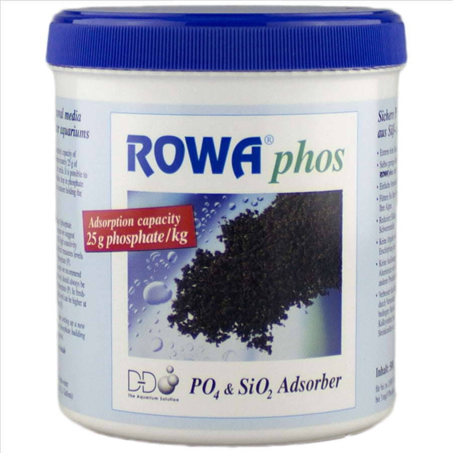 D D The Aquarium Solution Rowaphos 500ml 500g