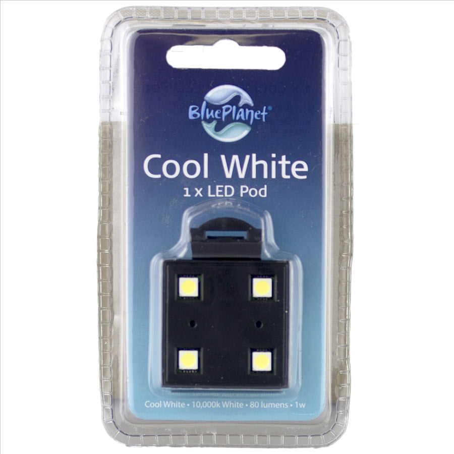 Blue Planet Cool White LED 10K POD Module 1w