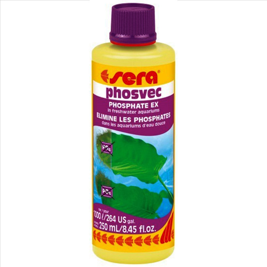 Sera Phosvec Liquid 250ml Phosphate Binder