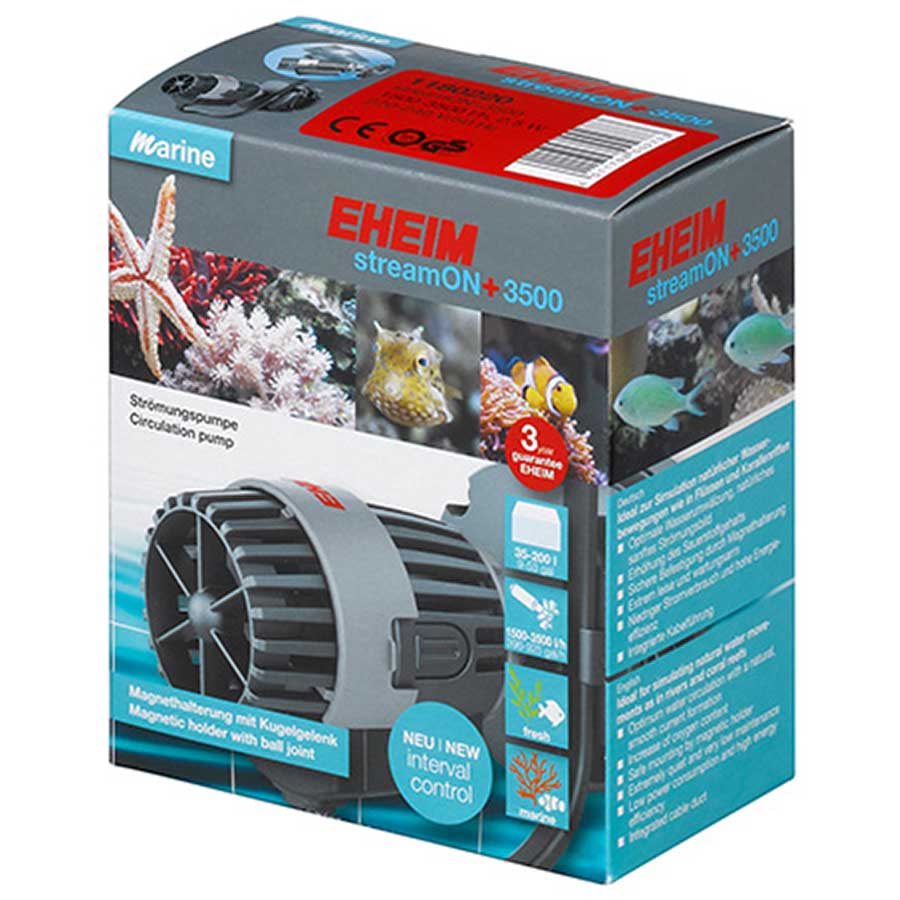 Eheim Stream ON+ 3500 Wavemaker Pump 3500lph