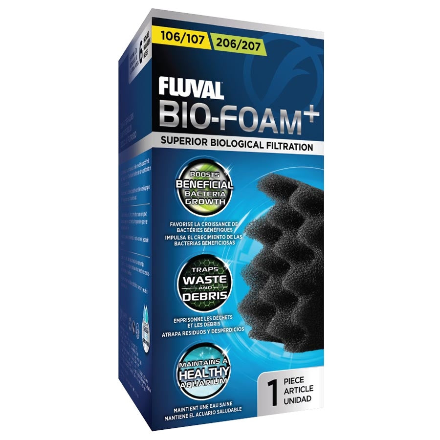 Fluval Bio Foam 106, 107, 206 and 207 Canister Filters