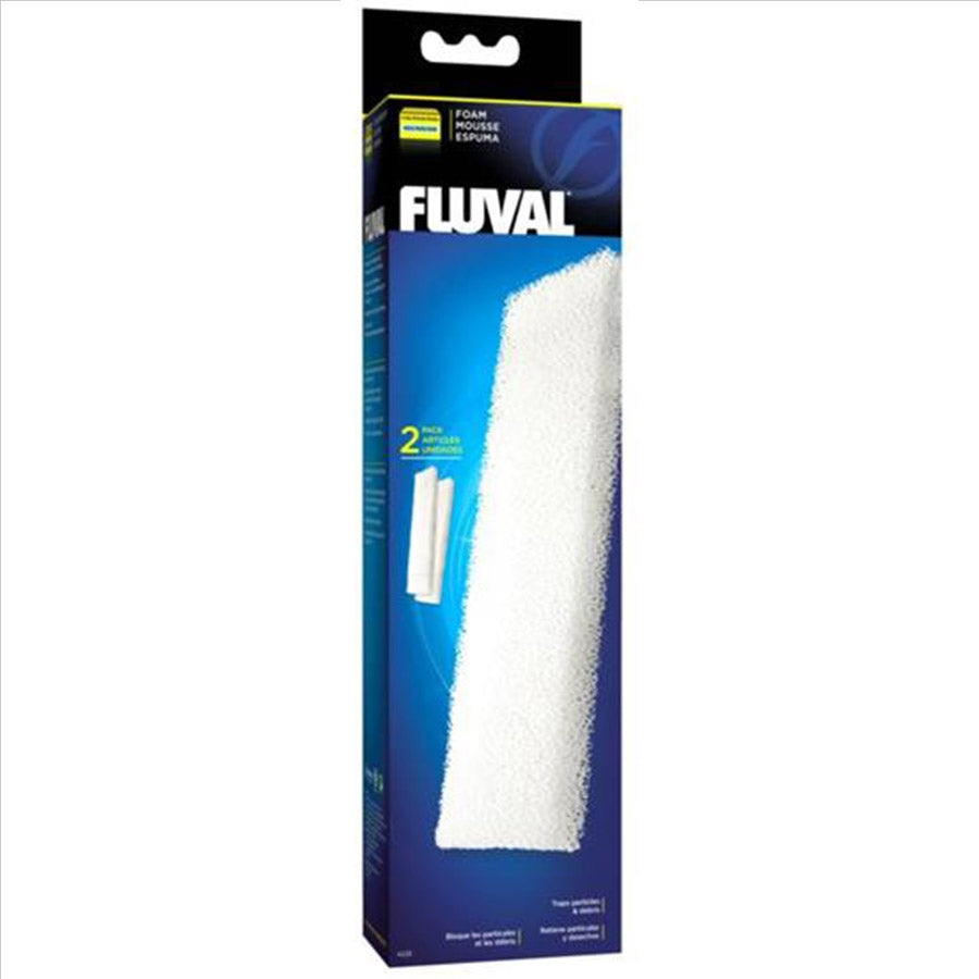 Fluval Foam Filter Block 406 Canister Filters - 2 Pack