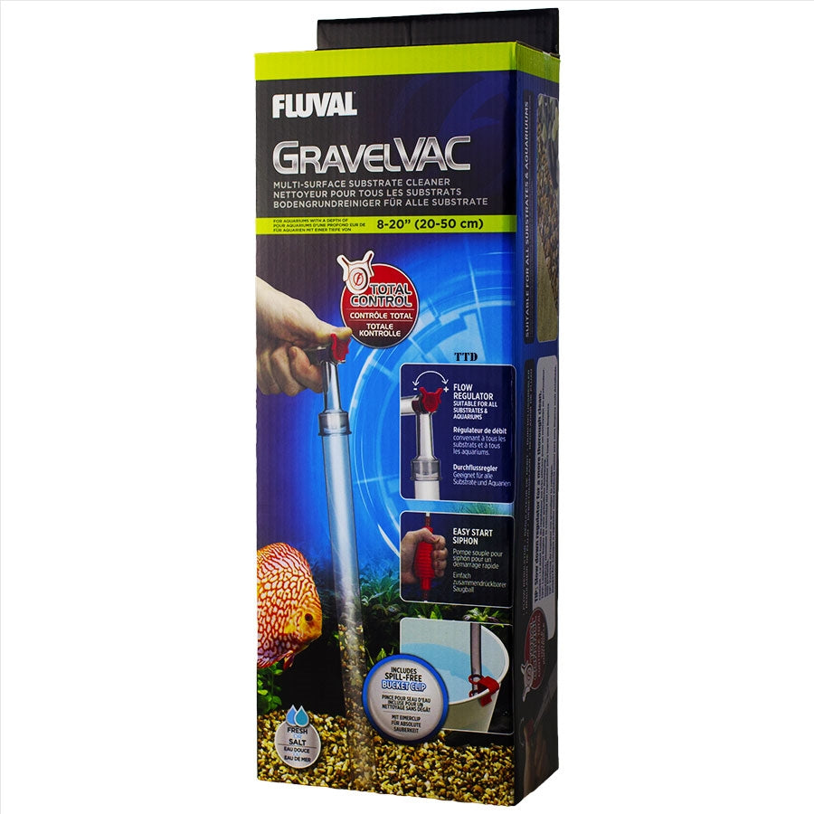 Fluval Gravel Multi Substrate Cleaner Vac up to 50.8cm