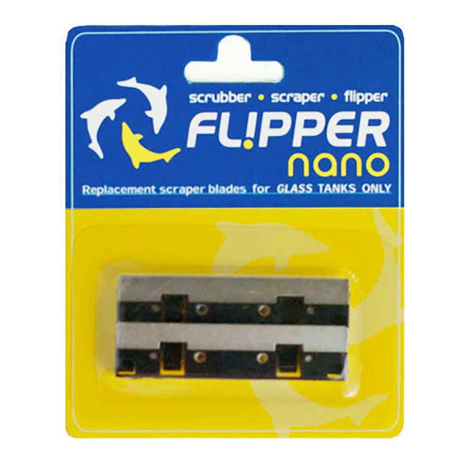 Flipper Replacement SS Blades for Nano Flipper (Pack of 2)