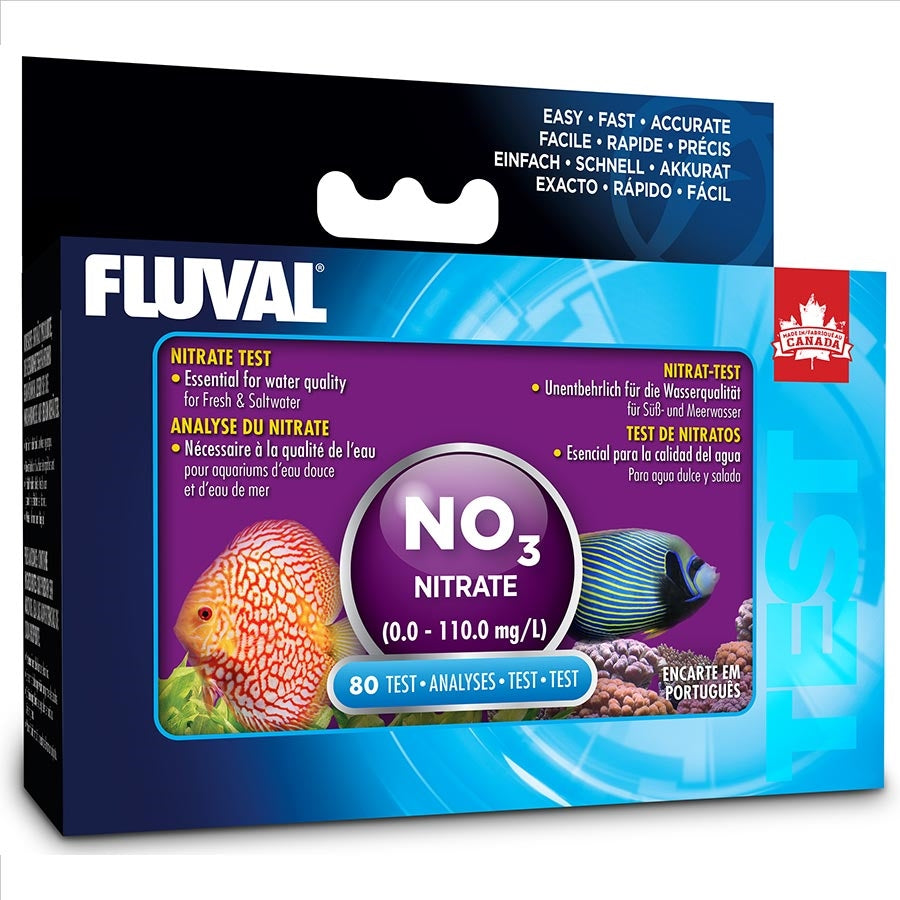 Fluval Nitrate Test Kit (75 tests) 0-110mg/L