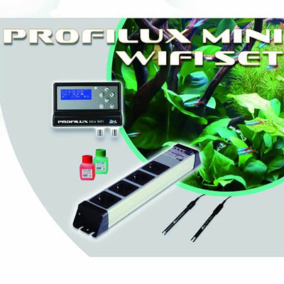 GHL Profilux Mini WIFI Set Aquarium Controller WiFi (Black or White)