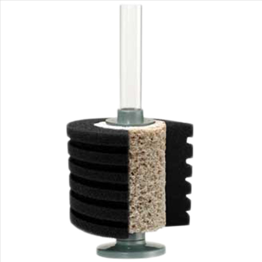 Huey Hung Genius Bio Sponge Filter for up to 120l Aquariums