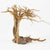 Bonsai Handcrafted Wood Scape 25x15x25cm  GT Version - Fragile - Instore Pickup Only