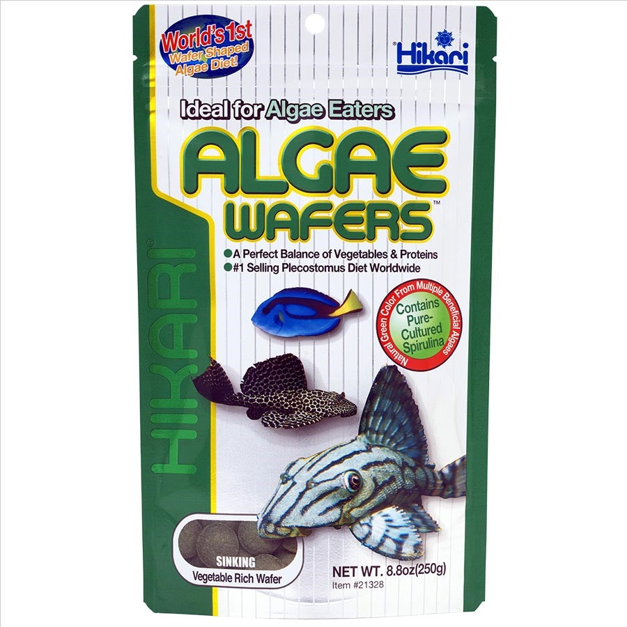 Hikari Algae Wafers 250g - Ideal for Algae Eaters