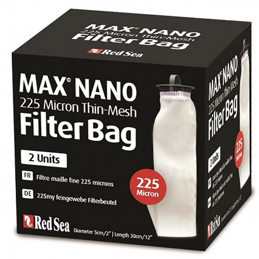 Red Sea Max Nano 225 Micron Thin Mesh Bag Sock