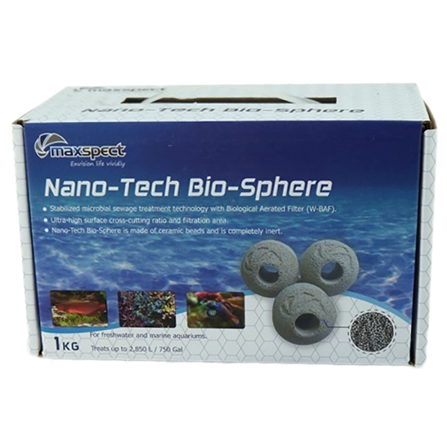 Maxspect Nano Tech Bio-Sphere 1kg Bio Media