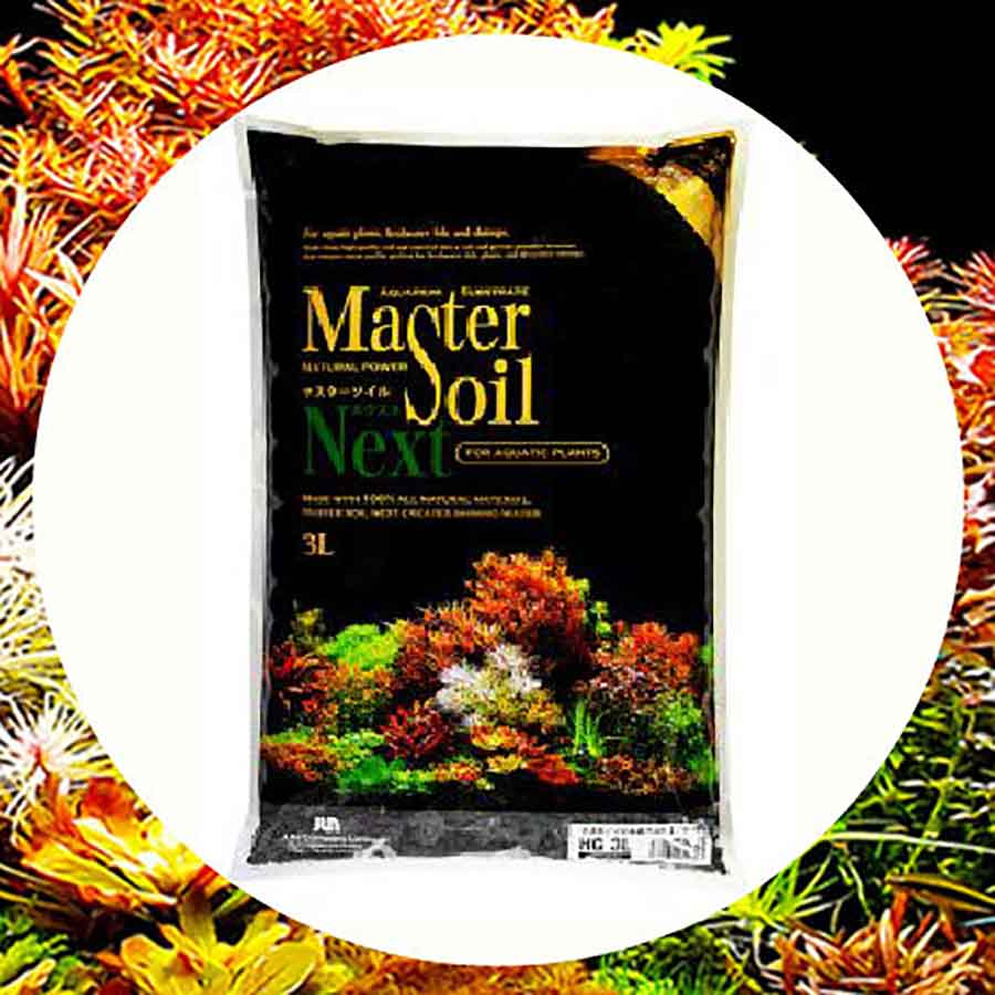 Mastersoil Next HG Black 3 Litre Bag Master Soil