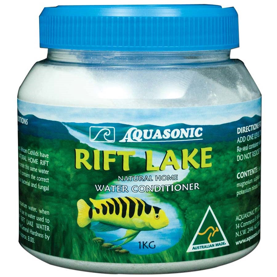 Aquasonic Riftlake Water Conditioner 1Kg