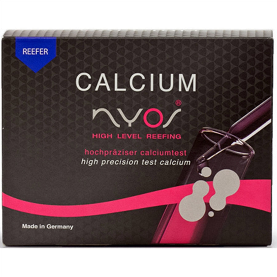 NYOS Calcium Test Kit - Precision - German