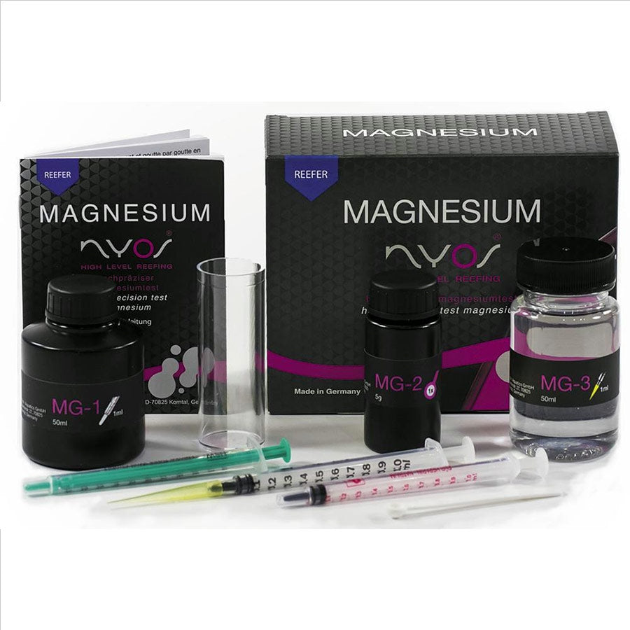 NYOS Reefer Magnesium Test Kit - Precision - German