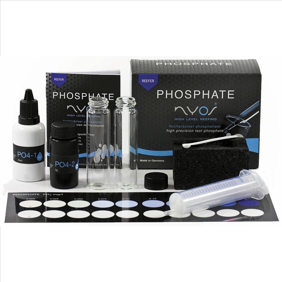 NYOS Reefer Phosphate Test Kit - Precision - German