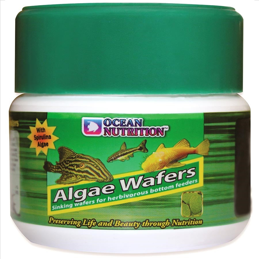 Ocean Nutrition Algae Wafers 75g - 13mm