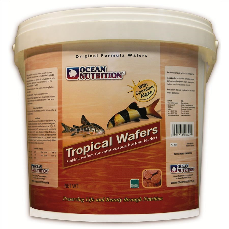 Ocean Nutrition Tropical Wafers 2kg - 13mm