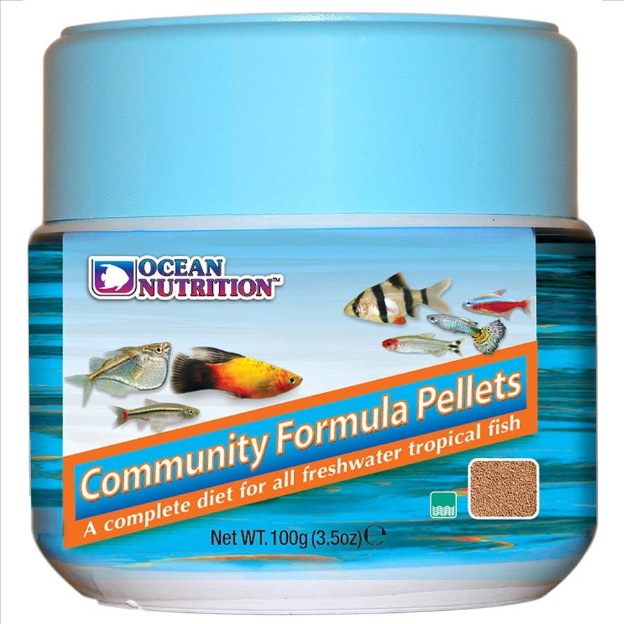 Ocean Nutrition Community Formula Pellet 100g (.8mm)