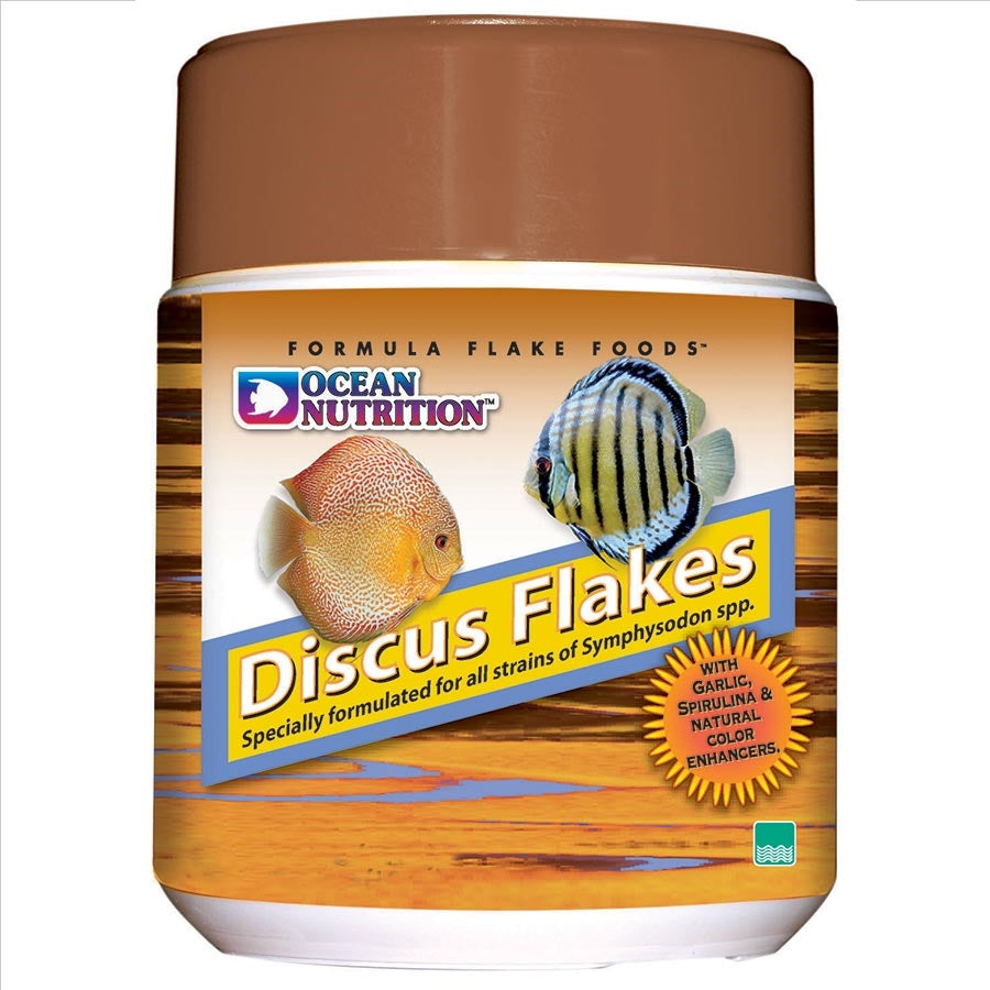 Ocean Nutrition Discus Flakes 70g