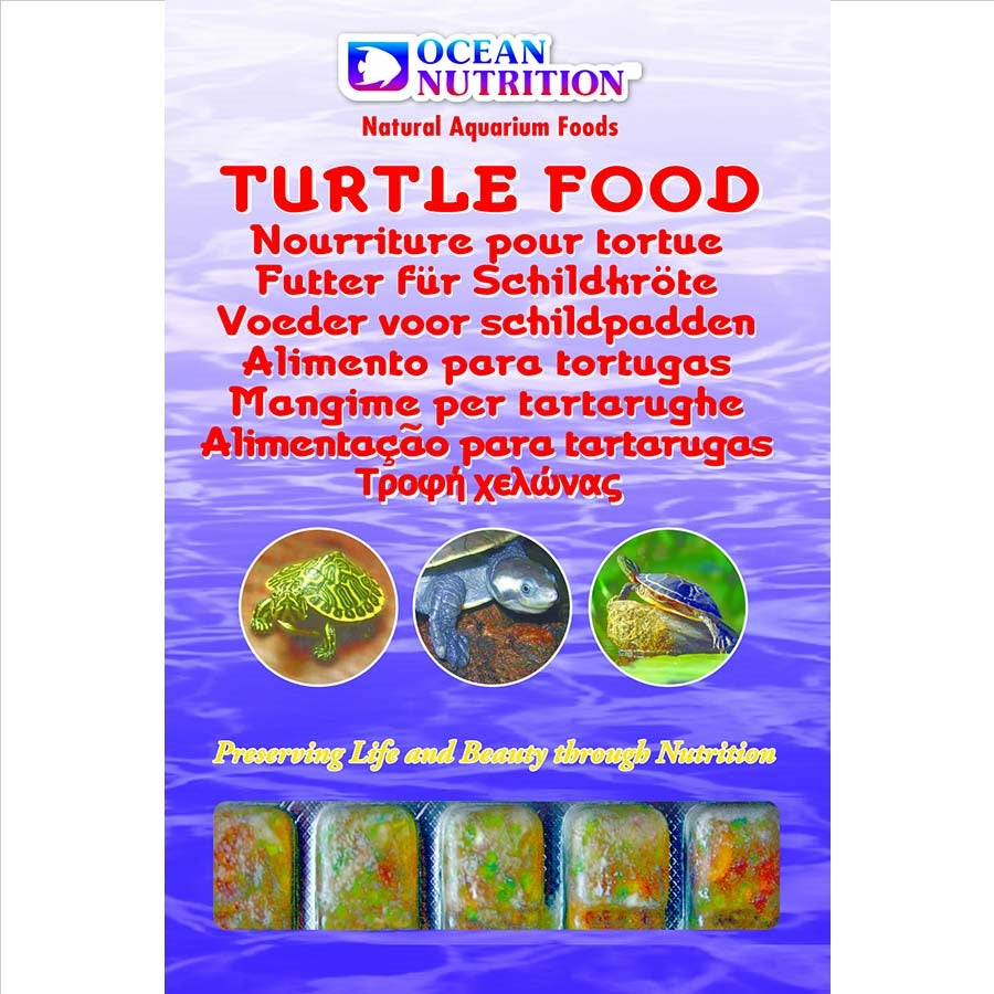 Ocean Nutrition Frozen Turtle Food 100g - In Store Pick up only!