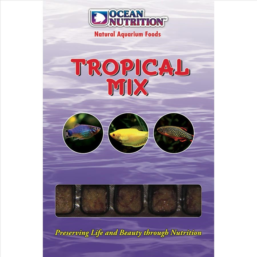 Ocean Nutrition Frozen Tropical Mix - In Store Pick up only!