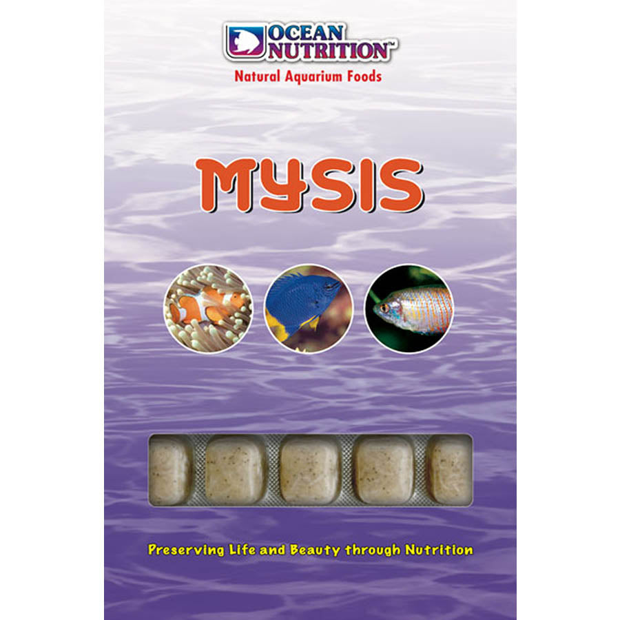Ocean Nutrition Frozen Mysis 100g - In Store Pick up only!