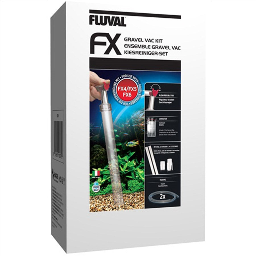 Fluval FX6 FX5 FX4 Gravel Vac Cleaner - Powered