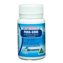 Aquasonic Paragone 25 Tablets