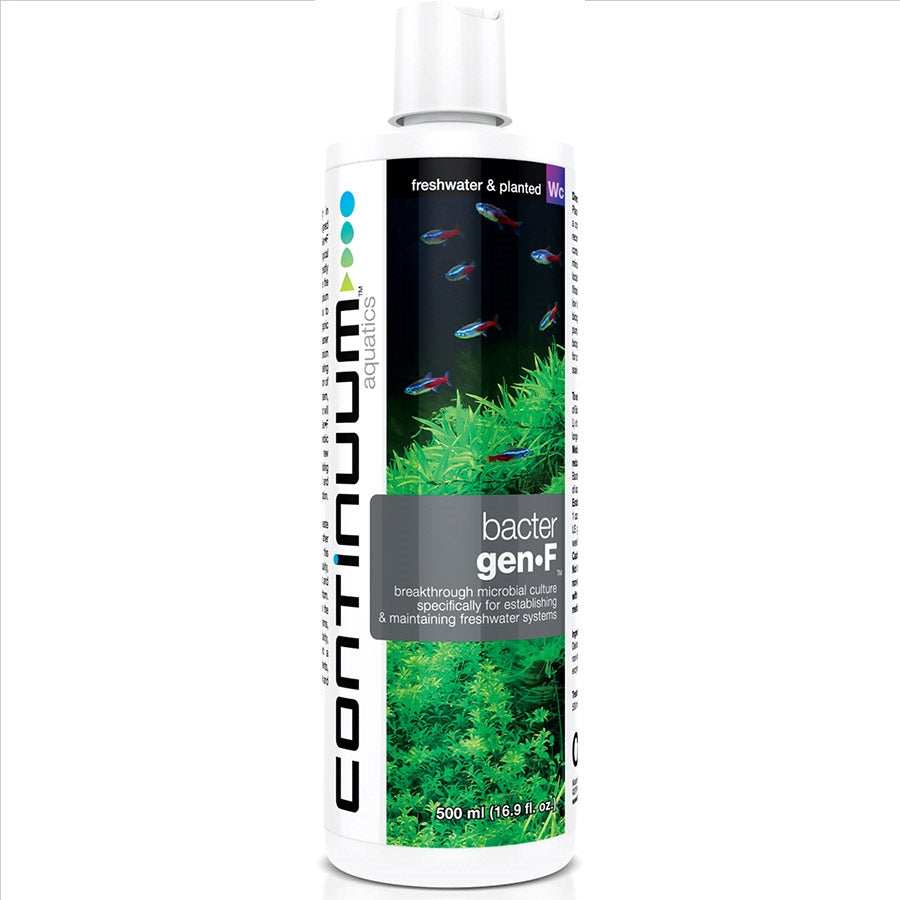 Continuum Aquatics Bacter Gen F 500ml