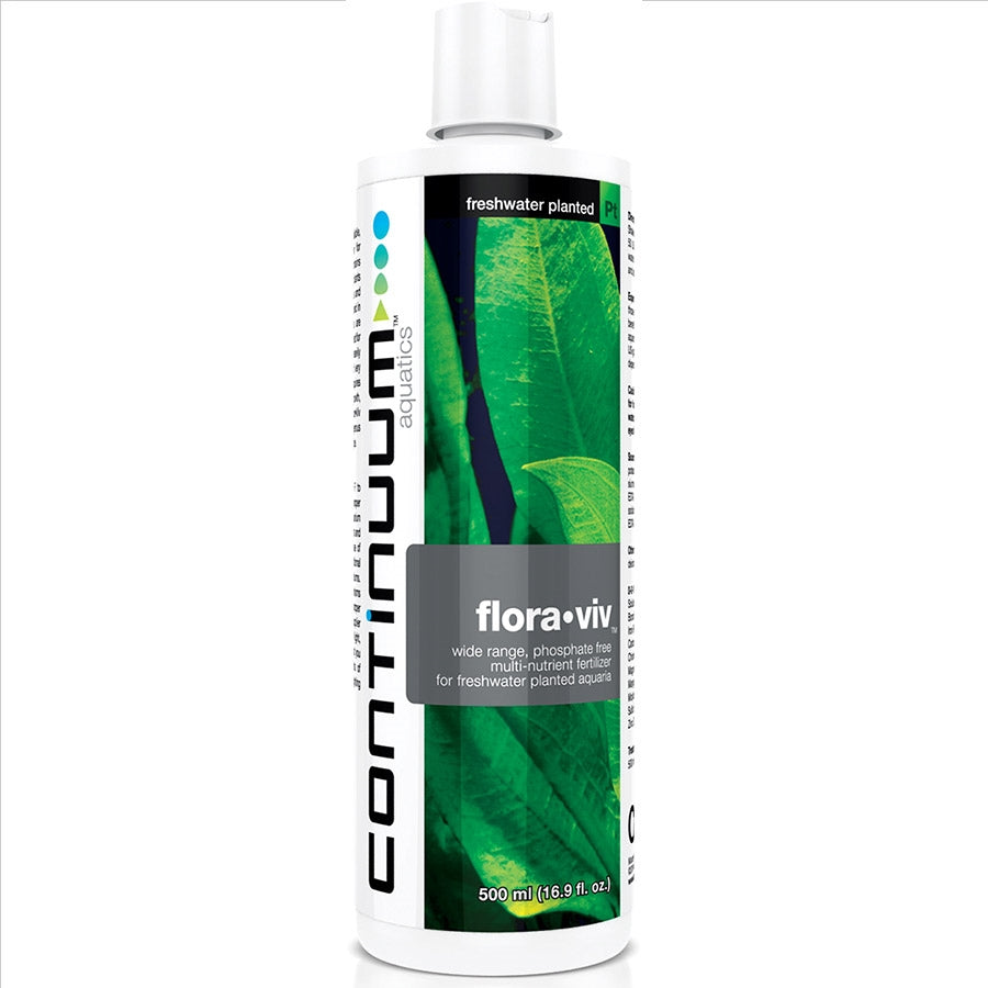 Continuum Aquatics Flora Viv 500ml Fertiliser