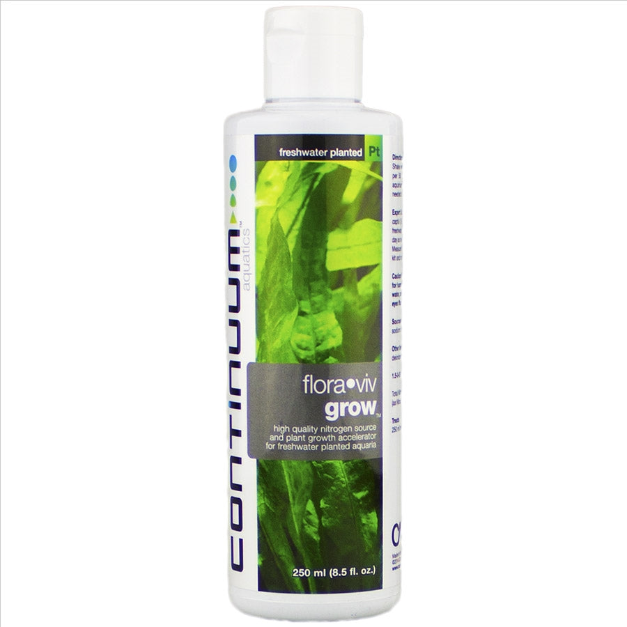Continuum Aquatics 250ml Flora Viv Grow Fertiliser
