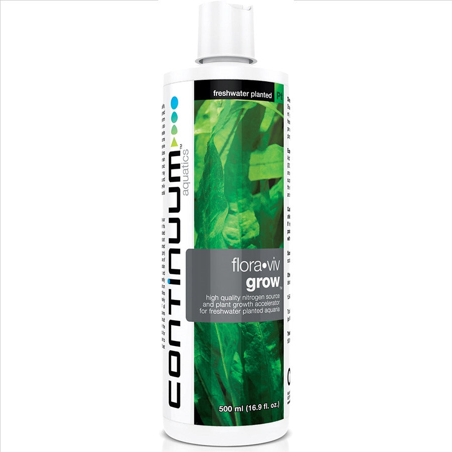 Continuum Aquatics 500ml Flora Viv Grow Fertiliser