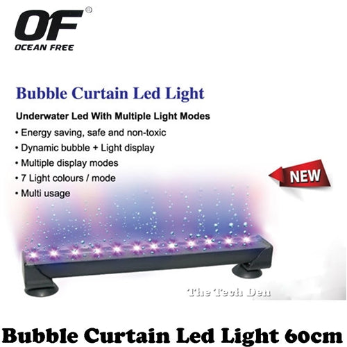 OF Classica Bubble Curtain Underwater LED Light 60cm