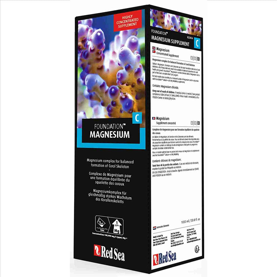 Red Sea Reef Foundation C Mg Supplement 1000ml