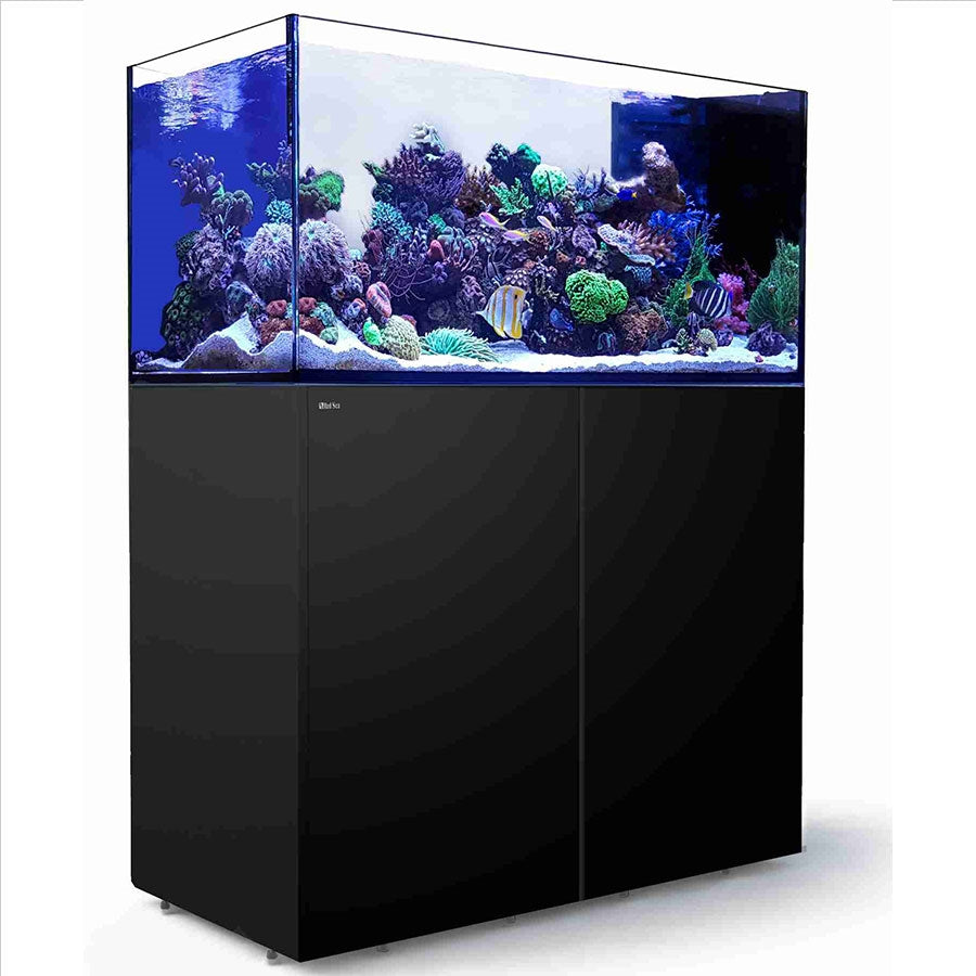Red Sea REEFER Aquarium Peninsula 500 - Black - In Store Pick Up