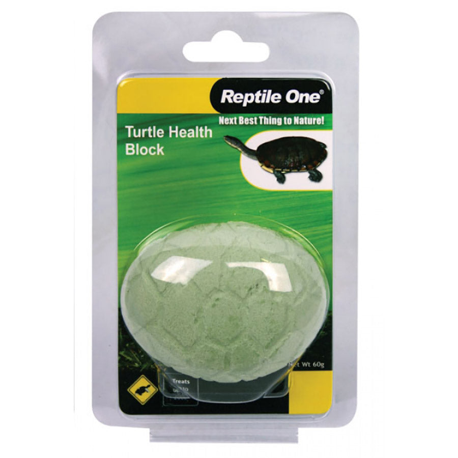 Reptile One Turtle Health Block 60g