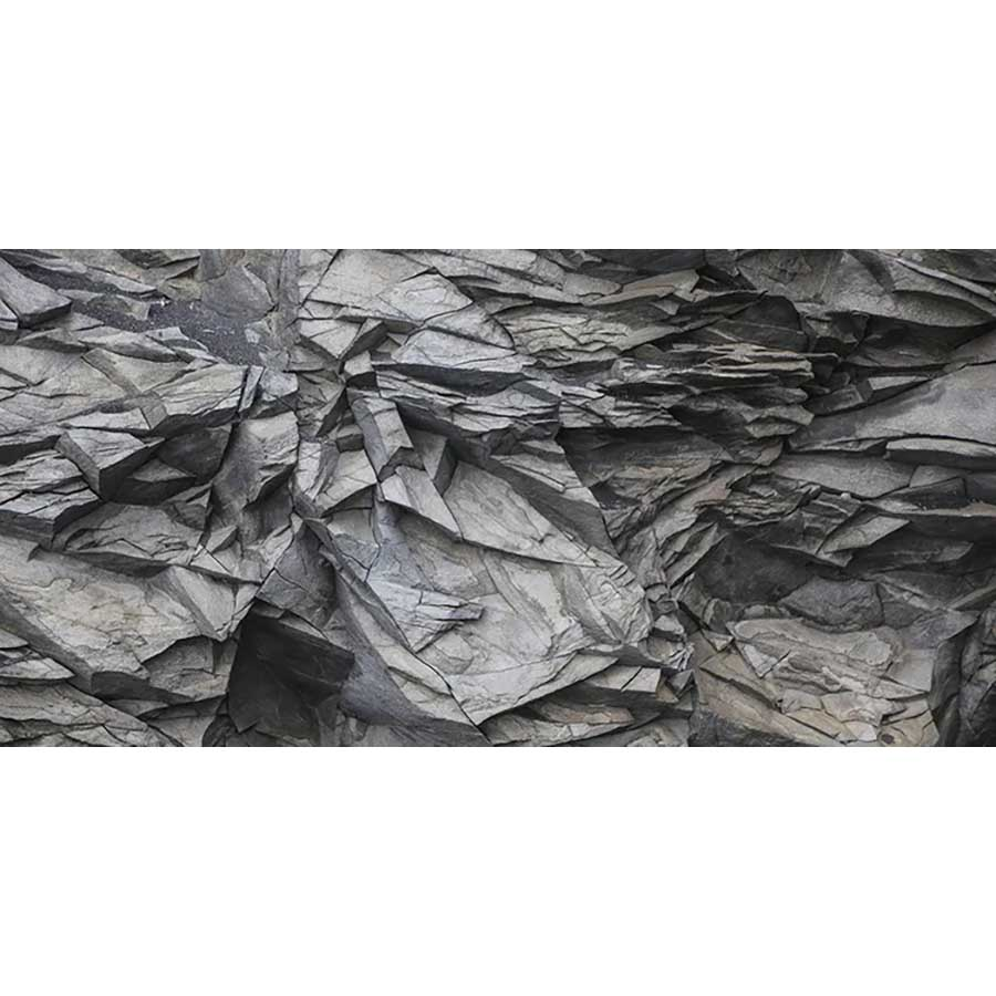 Rock Basalt - High Gloss Picture Background - (60,90,120cm wide options)
