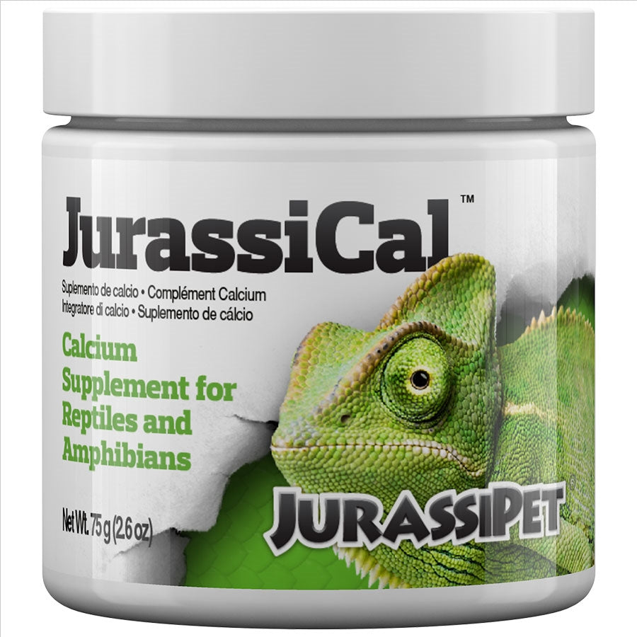 JurassiCal Dry 75g Calcium Supplement by Seachem
