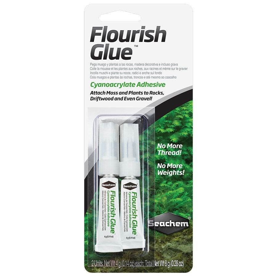 Seachem Flourish Glue 2 Pack 8g