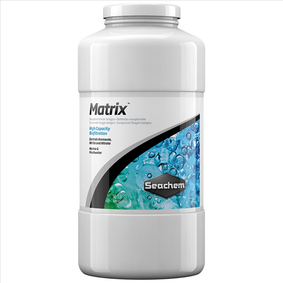 Seachem Matrix Biomedia 1 litre