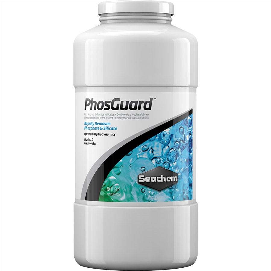 Seachem PhosGuard 1L - removes silicate and phosphate